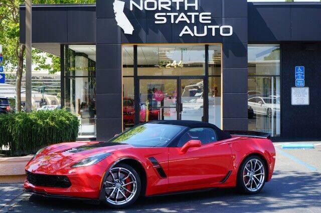 2017 Chevrolet Corvette for sale in Walnut Creek, CA