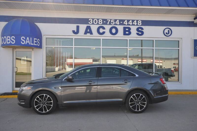 2019 Ford Taurus for sale at Jacobs Ford in Saint Paul NE