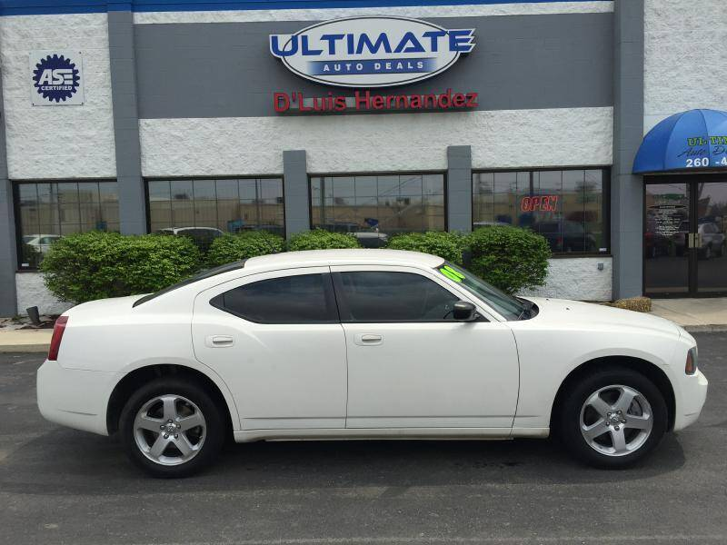 2008 Dodge Charger for sale at Ultimate Auto Deals DBA Hernandez Auto Connection in Fort Wayne IN