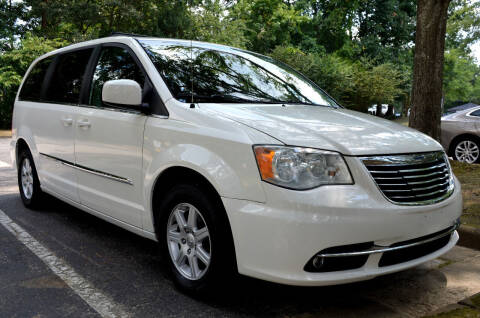 2011 Chrysler Town and Country for sale at Wheel Deal Auto Sales LLC in Norfolk VA