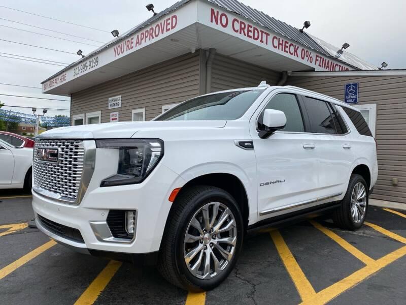 2021 GMC Yukon for sale at WOLF'S ELITE AUTOS in Wilmington DE