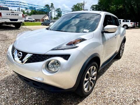 2017 Nissan JUKE for sale at Southeast Auto Inc in Baton Rouge LA
