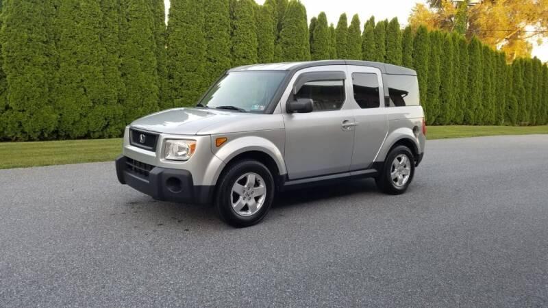 2006 Honda Element for sale at Kingdom Autohaus LLC in Landisville PA