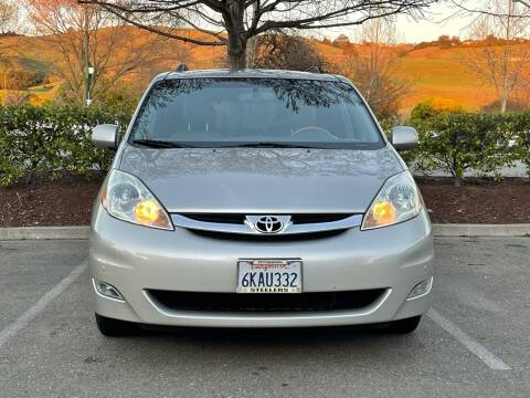 2010 Toyota Sienna for sale at CARFORNIA SOLUTIONS in Hayward CA