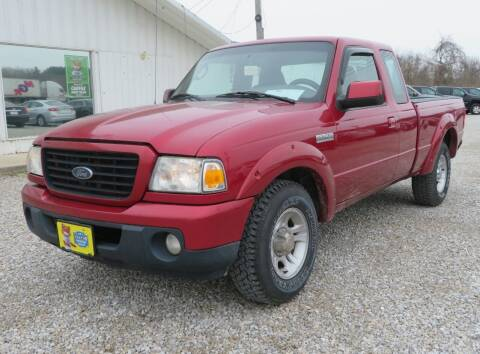 2009 Ford Ranger for sale at Low Cost Cars in Circleville OH