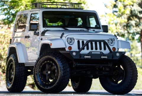 2012 Jeep Wrangler for sale at MS Motors in Portland OR