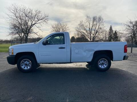 2012 Chevrolet Silverado 1500 for sale at Caruzin Motors in Flint MI