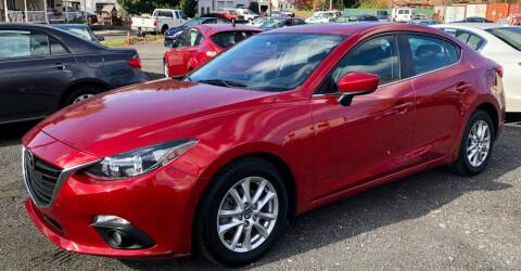 2015 Mazda MAZDA3 for sale at Mayer Motors of Pennsburg in Pennsburg PA