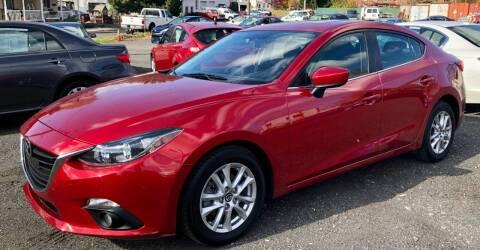 2015 Mazda MAZDA3 for sale at Mayer Motors of Pennsburg in Pennsburg PA