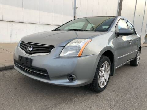 2011 Nissan Sentra for sale at WALDO MOTORS in Kansas City MO