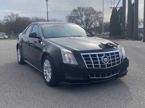 2012 Cadillac CTS for sale at Betten Baker Preowned Center in Twin Lake MI