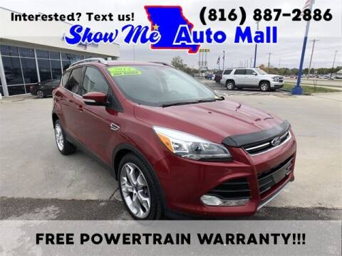 2014 Ford Escape for sale at Show Me Auto Mall in Harrisonville MO