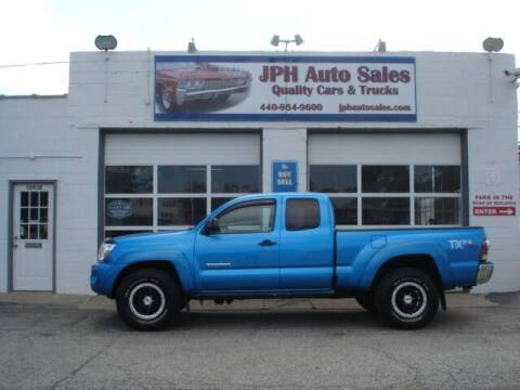 2011 Toyota Tacoma for sale at JPH Auto Sales in Eastlake OH