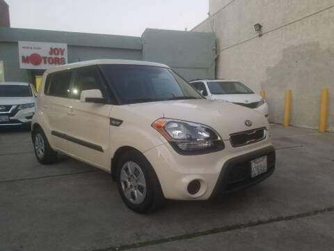 2013 Kia Soul for sale at Joy Motors in Los Angeles CA