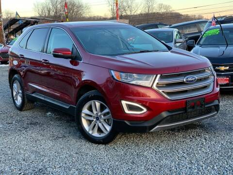 2018 Ford Edge for sale at A&M Auto Sales in Edgewood MD