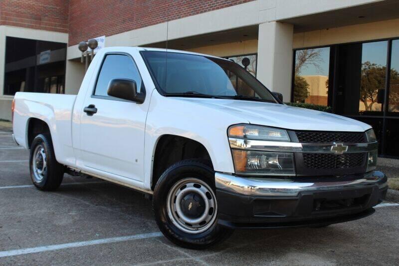 2007 Chevrolet Colorado for sale at DFW Universal Auto in Dallas TX