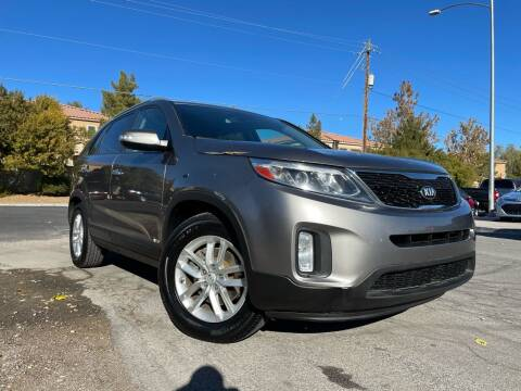 2014 Kia Sorento for sale at Boktor Motors in Las Vegas NV