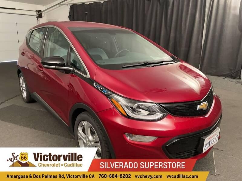2021 Chevrolet Bolt EV for sale in Victorville, CA