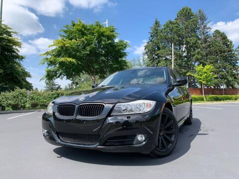 2011 BMW 3 Series for sale at JZ Auto Sales in Happy Valley OR