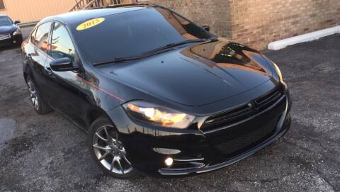 2015 Dodge Dart for sale at Some Auto Sales in Hammond IN
