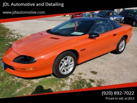 1994 Chevrolet Camaro for sale at JDL Automotive and Detailing in Plymouth WI