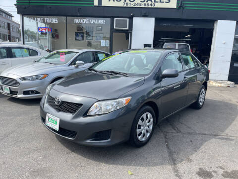 2010 Toyota Corolla for sale at Wakefield Auto Sales of Main Street Inc. in Wakefield MA