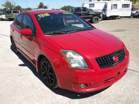 2008 Nissan Sentra for sale at Canyon View Auto Sales in Cedar City UT