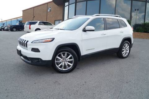 2015 Jeep Cherokee for sale at Next Ride Motors in Nashville TN
