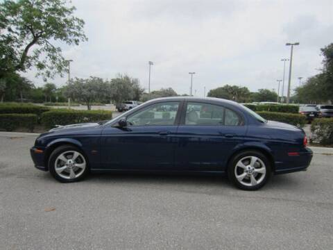 2003 Jaguar S-Type for sale at Auto Sport Group in Delray Beach FL