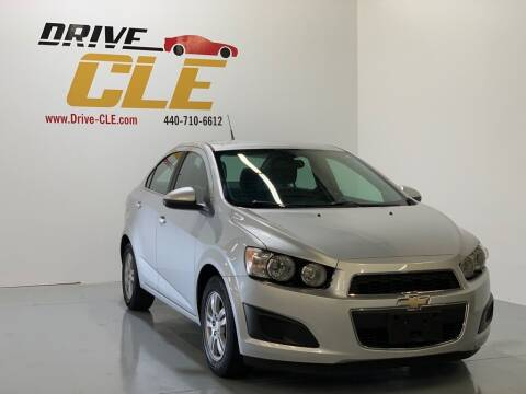 2014 Chevrolet Sonic for sale at Drive CLE in Willoughby OH