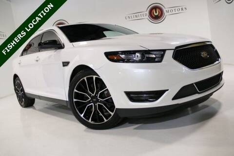 2017 Ford Taurus for sale at Unlimited Motors in Fishers IN