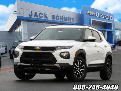 2021 Chevrolet TrailBlazer for sale at Jack Schmitt Chevrolet Wood River in Wood River IL