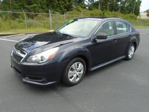 2013 Subaru Legacy for sale at Atlanta Auto Max in Norcross GA