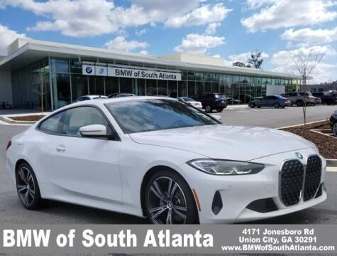 2021 BMW 4 Series for sale at Carol Benner @ BMW of South Atlanta in Union City GA