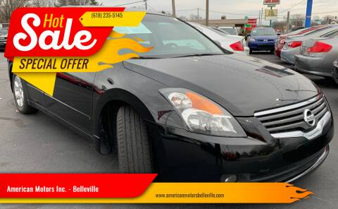 2009 Nissan Altima for sale at American Motors Inc. - Belleville in Belleville IL
