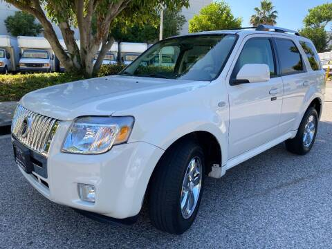 2009 Mercury Mariner for sale at Donada  Group Inc in Arleta CA