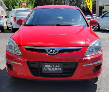2011 Hyundai Elantra Touring for sale at Route 44 Auto Sales in Greenville RI