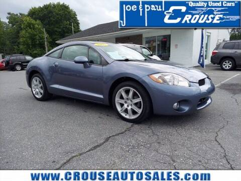 2007 Mitsubishi Eclipse for sale at Joe and Paul Crouse Inc. in Columbia PA