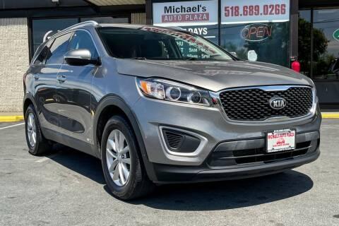 2016 Kia Sorento for sale at Michaels Auto Plaza in East Greenbush NY