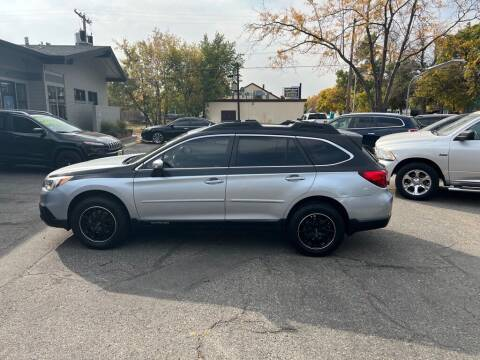 2015 Subaru Outback for sale at Auto Outlet in Billings MT