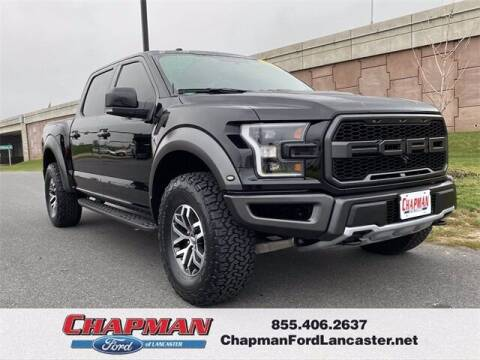 2018 Ford F-150 for sale at CHAPMAN FORD LANCASTER in East Petersburg PA