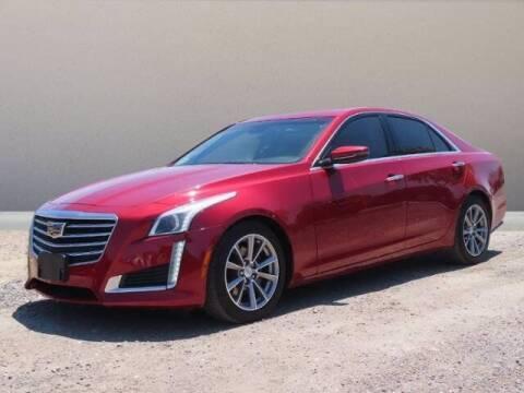 2018 Cadillac CTS for sale at BIG STAR HYUNDAI in Houston TX