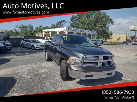 2014 RAM Ram Pickup 1500 for sale at Auto Motives, LLC in Fort Walton Beach FL