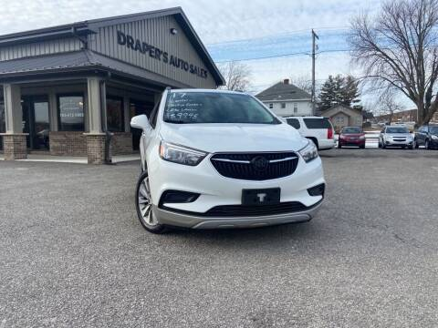 2017 Buick Encore for sale at Drapers Auto Sales in Peru IN