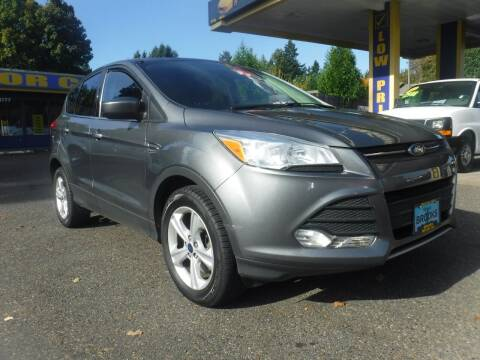 2014 Ford Escape for sale at Brooks Motor Company, Inc in Milwaukie OR