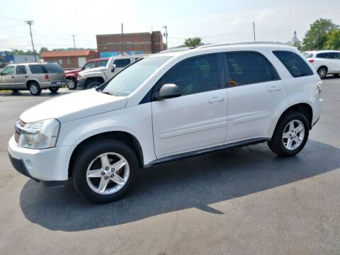 2005 Chevrolet Equinox for sale at Big Boys Auto Sales in Russellville KY