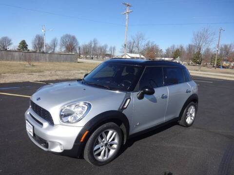 2013 MINI Countryman for sale at Just Drive Auto in Springdale AR