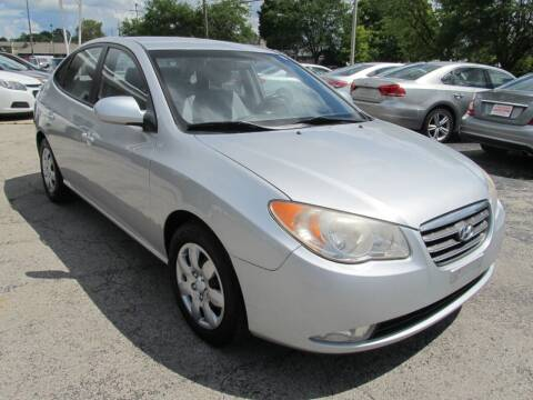 2007 Hyundai Elantra for sale at St. Mary Auto Sales in Hilliard OH