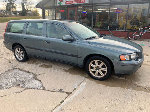 2002 Volvo V70 for sale at NJ Quality Auto Sales LLC in Richmond IL