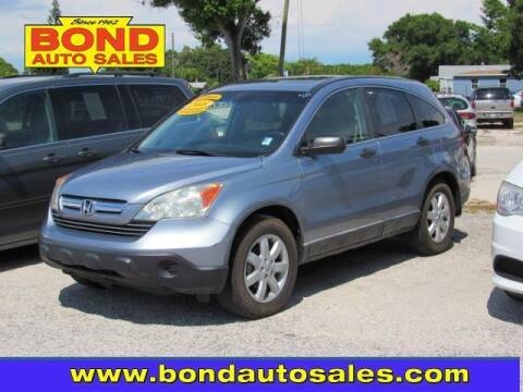 2008 Honda CR-V for sale at Bond Auto Sales in St Petersburg FL